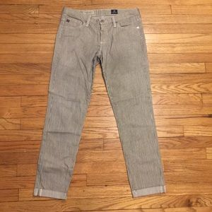 AG Adriano Goldschmied stilt roll up pant - 27
